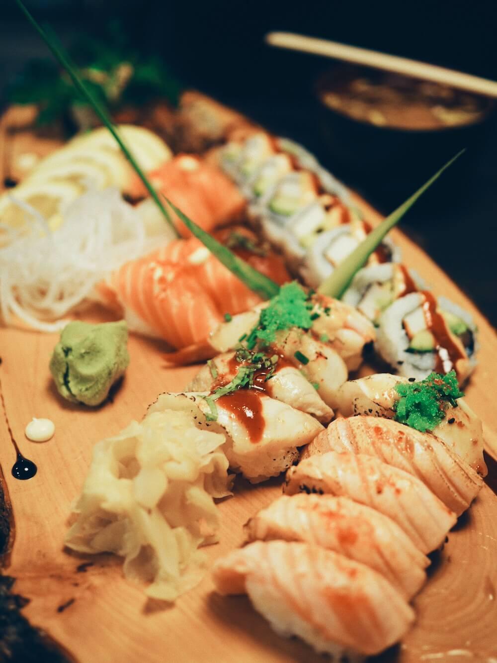 Yukari Daido_Zugoi Sushi Stockholm_2017-05-24