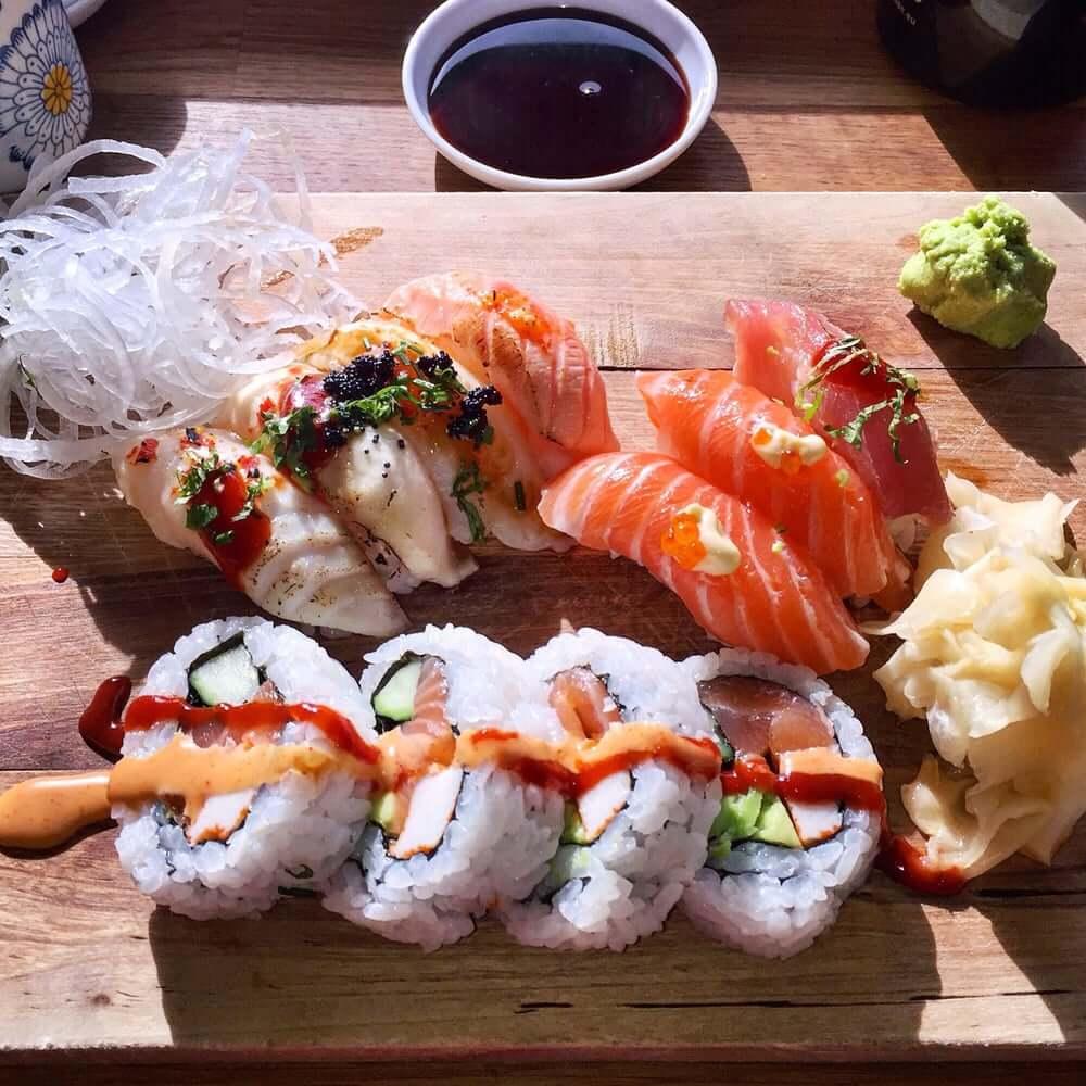 Zugoi Sushi Moriawase